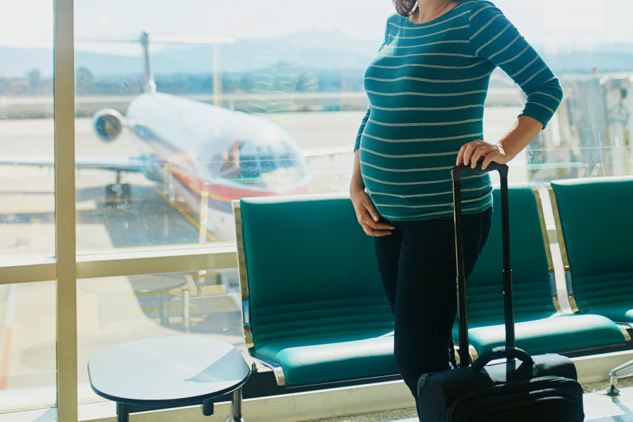 flying-while-pregnant-tips