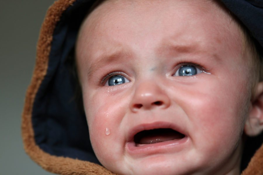 when-do-babies-make-tears