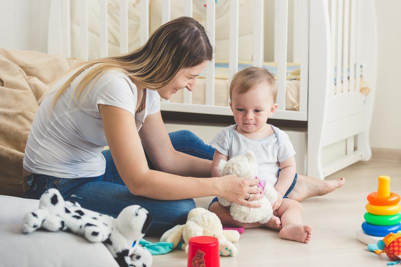 18 Month Old Baby Milestones & Development - SleepBaby.org
