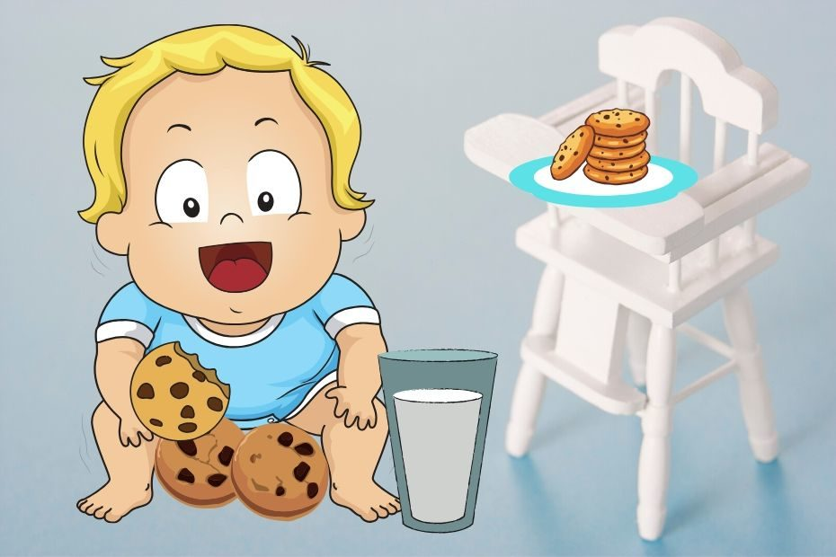 toddler not eating in high chair