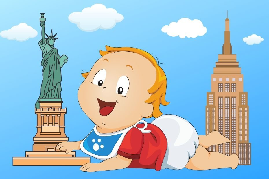 taking toddler to new york city